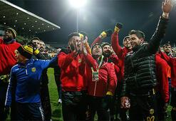 Yeni Malatyaspor kupada iddialı