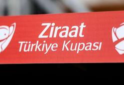 Ziraat Türkiye Kupasında G.Saray, Fenerbahçe ve Trabzonsporun rakipleri belli oldu
