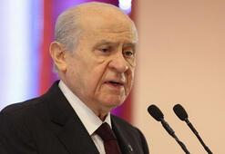 MHP lideri Bahçeliden yeni yıl mesajı