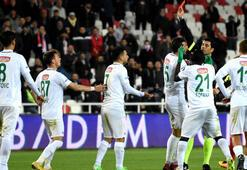 Demir Grup Sivasspor - Atiker Konyaspor: 0-0