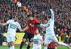Eskişehirspor-Abalı Denizlispor: 1-1