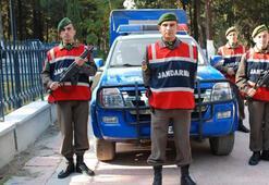 Jandarma ve sahil güvenlik personel kartları değişti