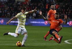 Başakşehir-Fenerbahçe maçına Volkan Demirel damga vurdu