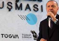 Cumhurbaşkanı Erdoğandan S-400 açıklaması