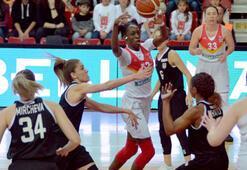 Bellona Kayseri Basketbol - Beşiktaş: 77-79