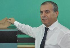 Denizlisporda başkan Mustafa Üstek güven tazeledi