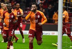 Galatasaray - MKE Ankaragücü: 6-0
