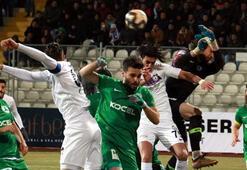 Giresunsporda galibiyet özlemi 10 maça çıktı