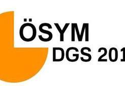 DGS ek tercih sonuçları ne zaman açıklanacak 2018 DGS ek yerleştirme