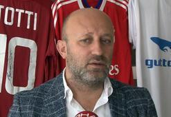 Cenk Ergün: Arda Turan ile transfer görüşmesi yaptık