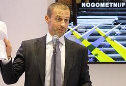 Aleksander Ceferin: UEFA Uluslar Ligi beklediğimizden daha iyi sonuç verdi