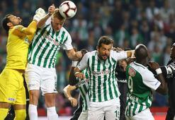 Atiker Konyaspor - Beşiktaş: 2-2