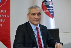 Mehmet Yüksel: Ligin ikinci yarısından umutluyuz