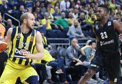 Fenerbahçe Beko - Darüşşafaka Tekfen: 91-61