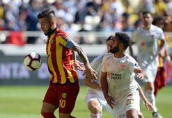 Yeni Malatyaspor - DG Sivasspor: 4-4