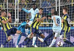 Fenerbahçe - Medipol Başakşehir: 0-0