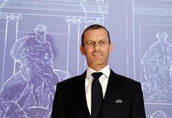Alexsander Ceferin, yeniden UEFA başkanı