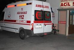 Başka hastaneye sevk edilen şahıs ambulanstan firar etti