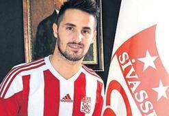Sivassporda yeni transfer Hugo Vieria sezonu kapattı