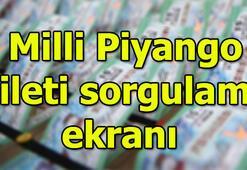 Milli Piyango çekilişi için heyecan dorukta 9 Mart Milli Piyango