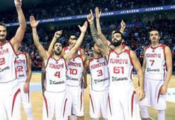 A Milli Erkek Basketbol Takımının kadrosu belli oldu