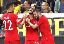 A Milli Futbol Takımının aday kadrosu toplanıyor