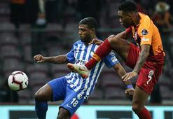 Galatasaray - BB Erzurumspor: 1-0