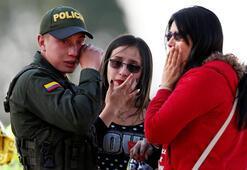 Son dakika... Kolombiyadaki patlamayı ELN örgütü üstlendi