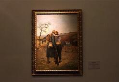 Çanakkale Zaferi'ni yaşatan iki önemli eser Resim Müzesi'nde sergileniyor