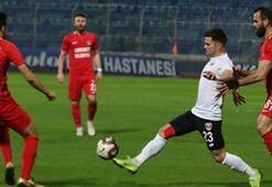 Adanaspor-Ümraniyespor: 1-2