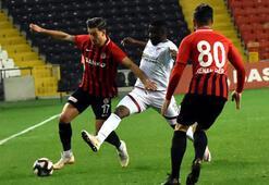 Gazişehir Gaziantep - Tetiş Yapı Elazığspor: 2-0