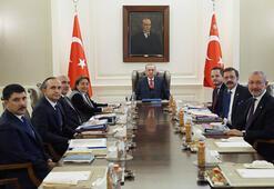 Cumhurbaşkanı Erdoğan başkanlığındaki Türkiye Varlık Fonu Toplantısı yapıldı