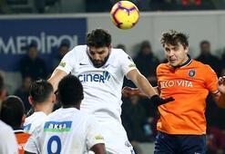 Medipol Başakşehir - Kasımpaşa: 2-0