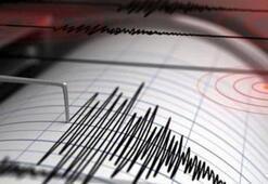 Son dakika... Adanada şiddetli deprem