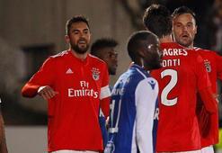 Montalegre - Benfica: 0-1
