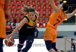 Bellona Kayseri Basketbol - Galatasaray: 62-65