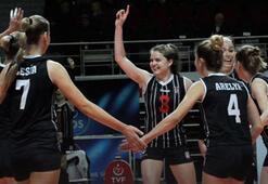 Kameroğlu Beylikdüzü  Voleybol İhtisas - Beşiktaş: 0-3
