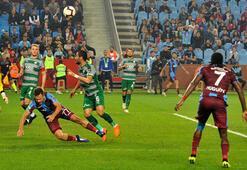 Trabzonspor - Bursaspor: 1-1