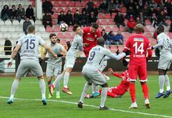 Boluspor-Adana Demirspor: 2-3