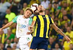 Bursaspor evinde F.Bahçeyi 10 maçtır yenemiyor