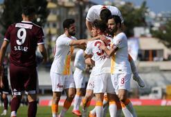 Hatayspordan muhteşem geri dönüş Hatayspor-Galatasaray: 4-2