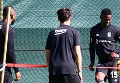Beşiktaşta Rizespor çalışmaları başladı