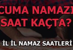 İstanbulda cuma namazı saat kaçta 18 Ocak Cuma namazı saatleri