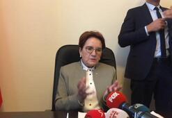 İYİ Parti Genel Başkanı Akşenerden ittifak açıklaması