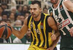 Kostas Sloukas: Türkiyede bir kez bile nefret görmedim