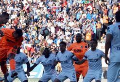 BŞB Erzurumspor - Aytemiz Alanyaspor: 1-0