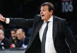 Ergin Ataman: Kazanmaya ve Fenerbahçeyi yenmeye devam edeceğiz