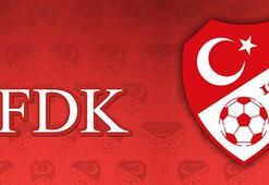 PFDKdan Beşiktaş ve Fenerbahçeye para cezası