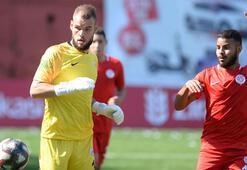 Karadeniz Ereğli Belediyespor-Antalyaspor: 2-3