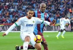Trabzonspor - Alanyaspor: 0-2   İşte maçın özeti